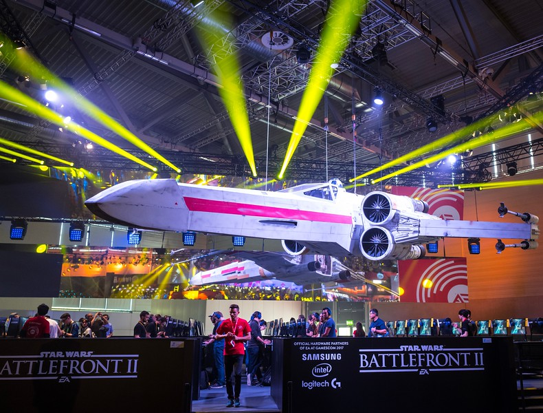 Star Wars at Gamescom 2017