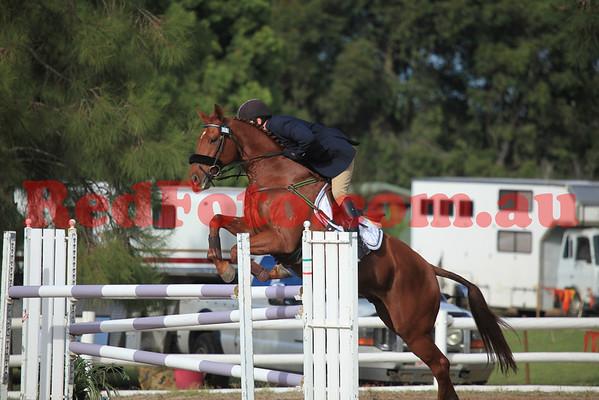 2012 04 21 WAYER @ Brookleigh ShowJumping 2 Star