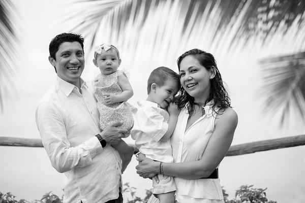 Ana Arana y familia, Martoca