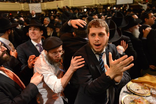 Israel Deputy Foreign Minister Ayalon at International Conference of Chabad Lubavitch Shluchim.