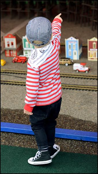 Fullerton Train Days