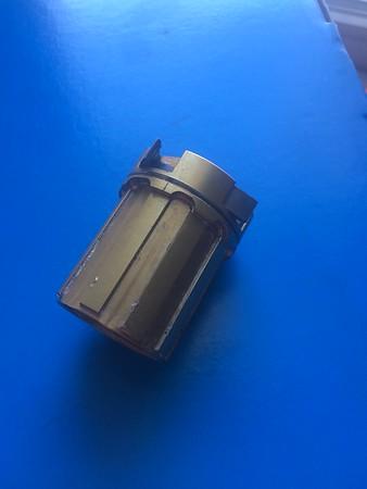 197mm hope rear hub