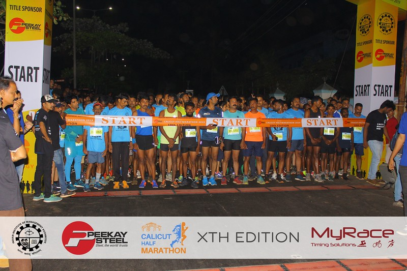 Calicut Half Marathon 2019 - Untagged