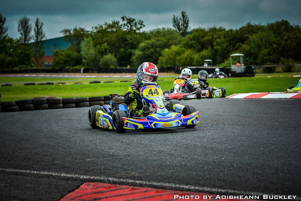 Ulster Karting Club - Round 5 2018 - Nutts Corner - By Aoibheann Buckley