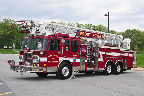 WARREN COUNTY VIRGINIA FIRE APPARATUS