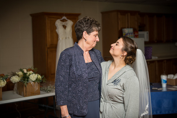 Begany-Hamory wedding