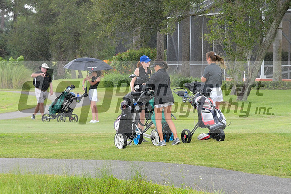 Girls Golf 9.19.19