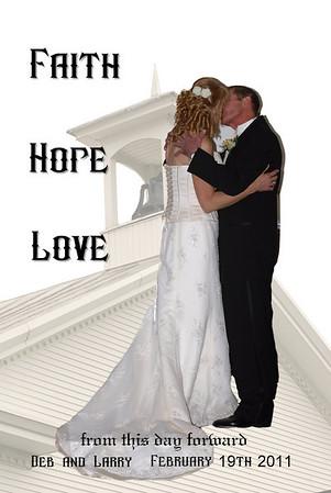 Deb and Larrys Wedding