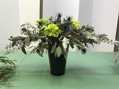 Flower Design Workshop/ Feb 2018