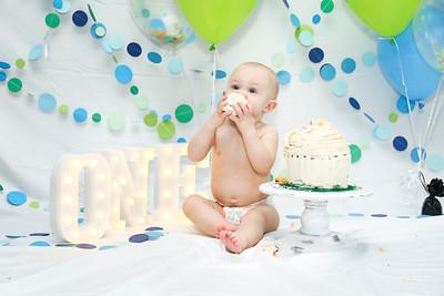 Rowan's 1st Birthday