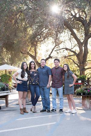 Montano Family 2018