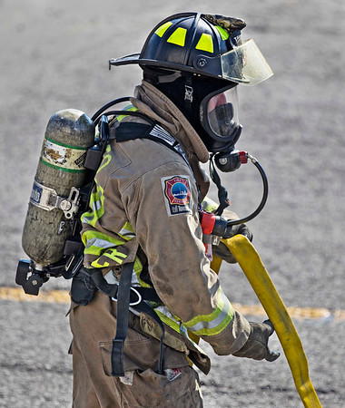 October 9, 2011 - Fire Prevention Week Open House TFS Training Centre - 895 Eastern Ave.