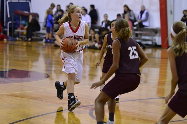 8th Grade Basketball 11-11-2014