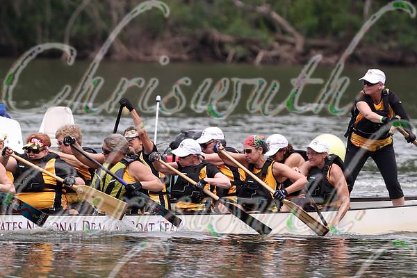 """Race 24 - 500M WOMEN'S """"B"""" Semi 2"""