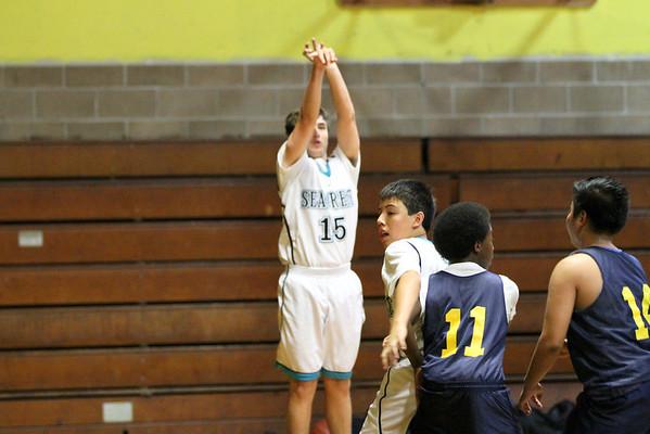 Basketball 8th Grade 12.6.12