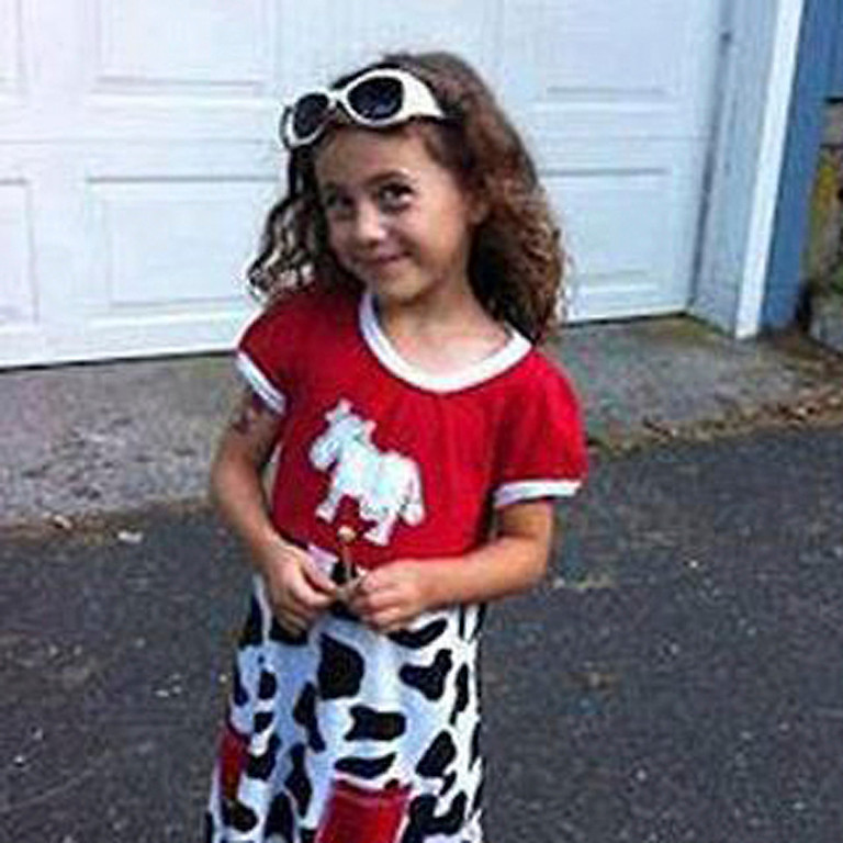 . An undated handout photo featured on a Facebook memorial site shows Avielle Richman. Richman was one of 20 children killed at a Connecticut elementary school on Friday in one of the worst mass shootings in U.S. history were all aged six and seven. REUTERS/Facebook/Handout