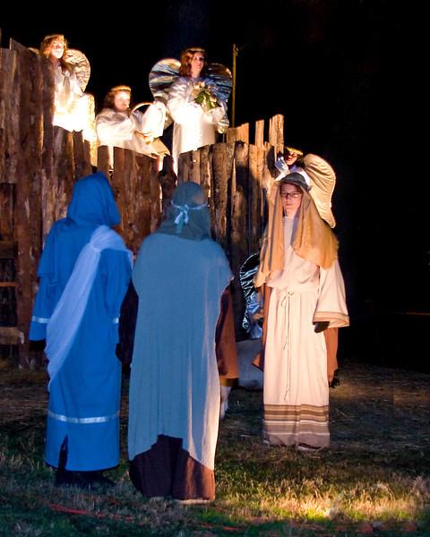 Live Nativity 2011