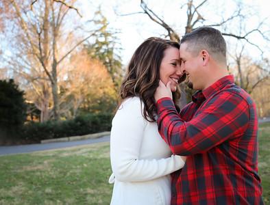 Justin & Lariett Engagement Session Peeks