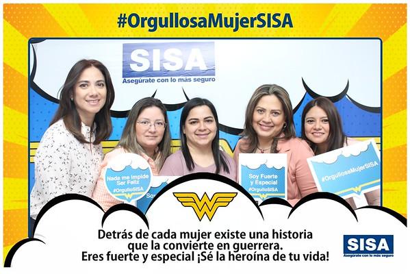 20200309 - Evento SISA Mujeres