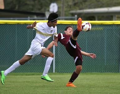 2016 JHS Soccer vs Cottonwood Game 2