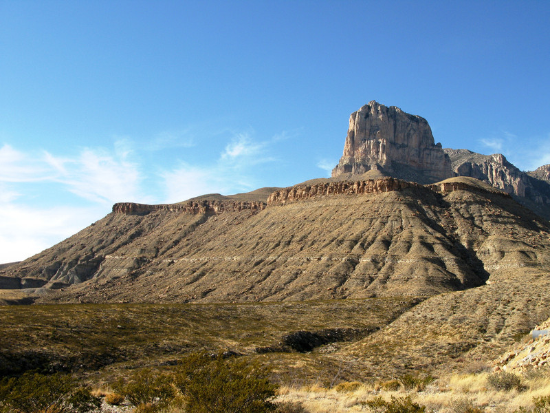 "Guadalupe Capital reef ""El Captain"""