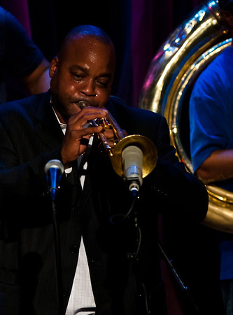 Treme Rebirth Brass Band