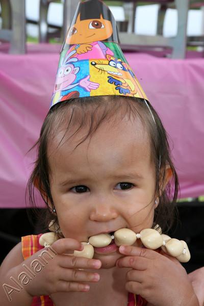 Jazmine 1 year birthday