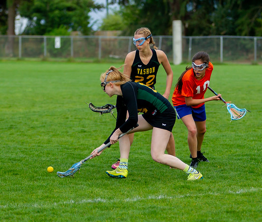 Set five: Vashon Valkyries Lacrosse v Graham-Kapowsin Orange