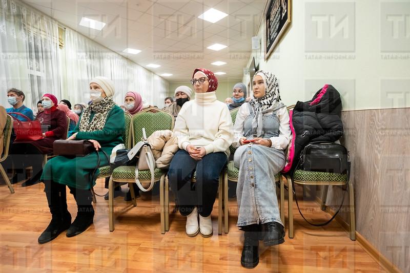 01.02.2021 - Без татарлар курсы ачылышы (Фото Салават Камалетдинов )