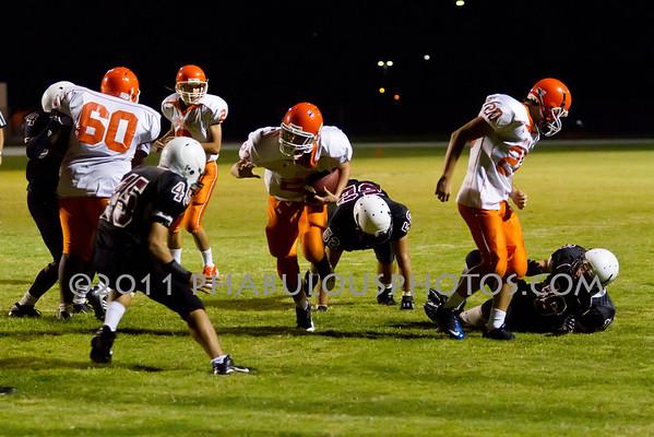 Boone JV Football #20- 2011