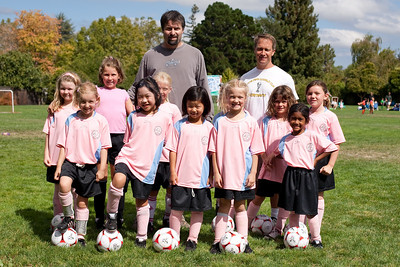 2010 AYSO Fighting Flamingoes 1