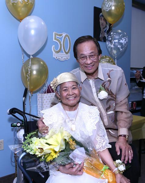 Jojo and Danny Bitanga - 50th Wedding Anniversary