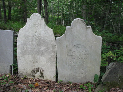 James Arnold Grave