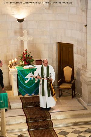 2014 Congregation Visit in Bethlehem