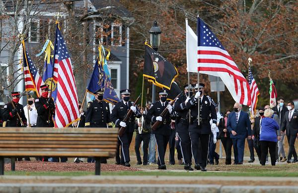 Wilmington Veterans Day 111120