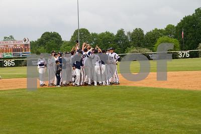 {Baseball 2013} MHS vs East Rankin MAIS AAA-II First Rd Playoff