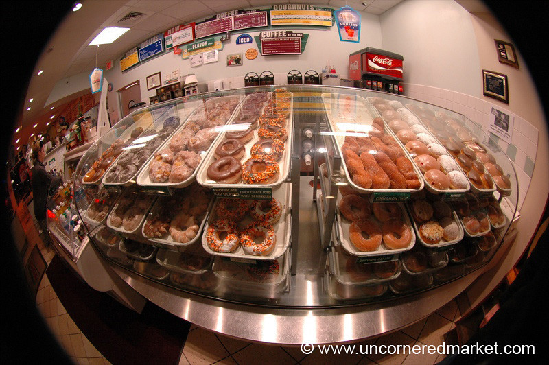Krispy-Kreme Donuts - Scranton, Pennsylvania