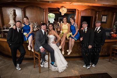 Marsha + D's Noto's Wedding