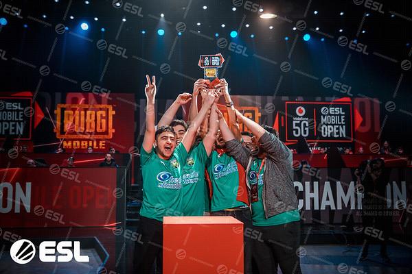 ESL Mobile Open Season 1 Finals