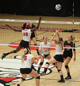 Volleyball vs Campbell