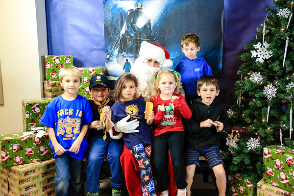 Galt Police Santa Photos