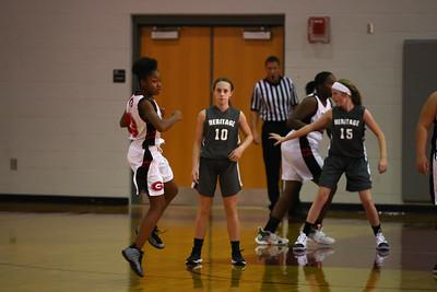 Girls Basketball 11-13-19 Vs Grandview