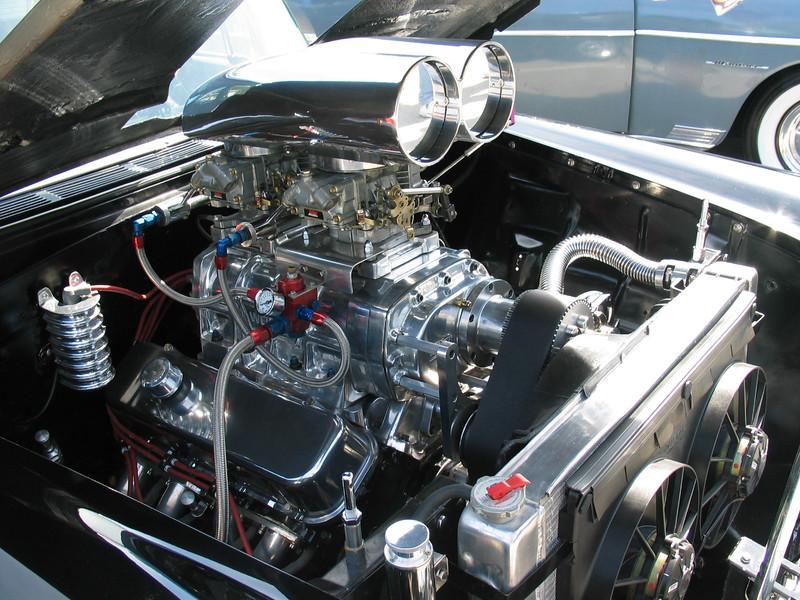 1956 Chevy 210 (engine)