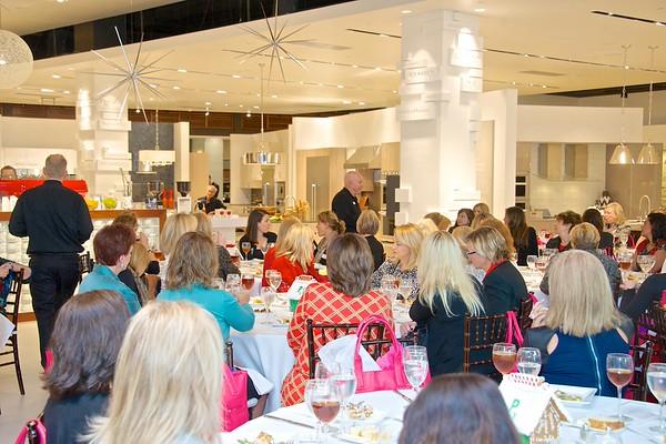 Smart Talk, Smart Women Luncheon at Pirch