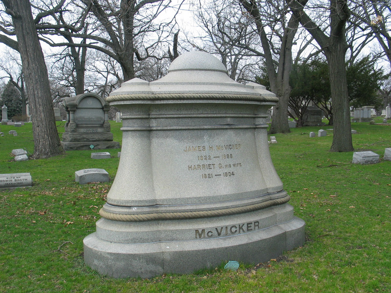 James H. McVicker