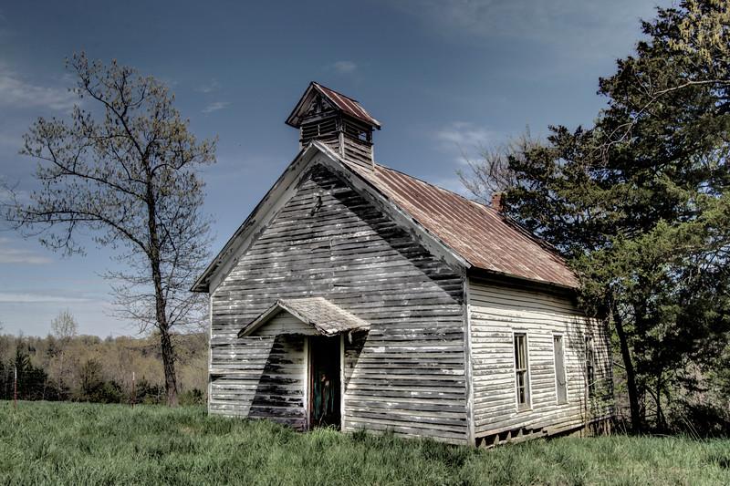 P.D. Flat Baptist Church - Marble Falls, AR