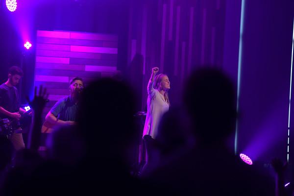 2018 July Worship Night