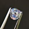 1.03ct Antique Pear/Heart Shape Diamond GIA F VS2 16