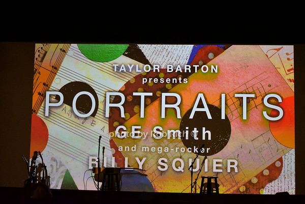 """Billy Squier and GE Smith  perform """"GE Smith's Portraits with Billy Squier""""  at Guild Hall in East Hampton on  Friday, September 1. 2017.  all photos by Rob Rich/SocietyAllure.com ©2017 robrich101@gmail.com 516-676-3939"""