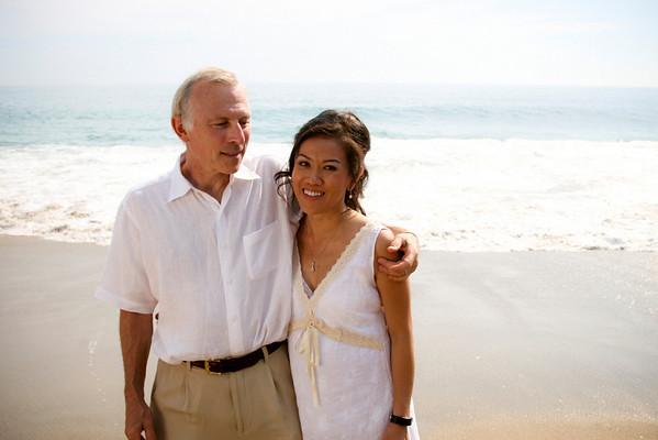 Jonathan and Trang